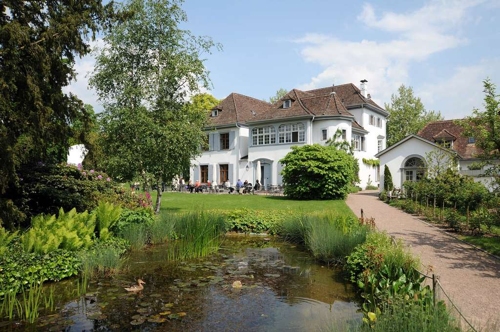 [Translate to Englisch:] Die Villa Berower