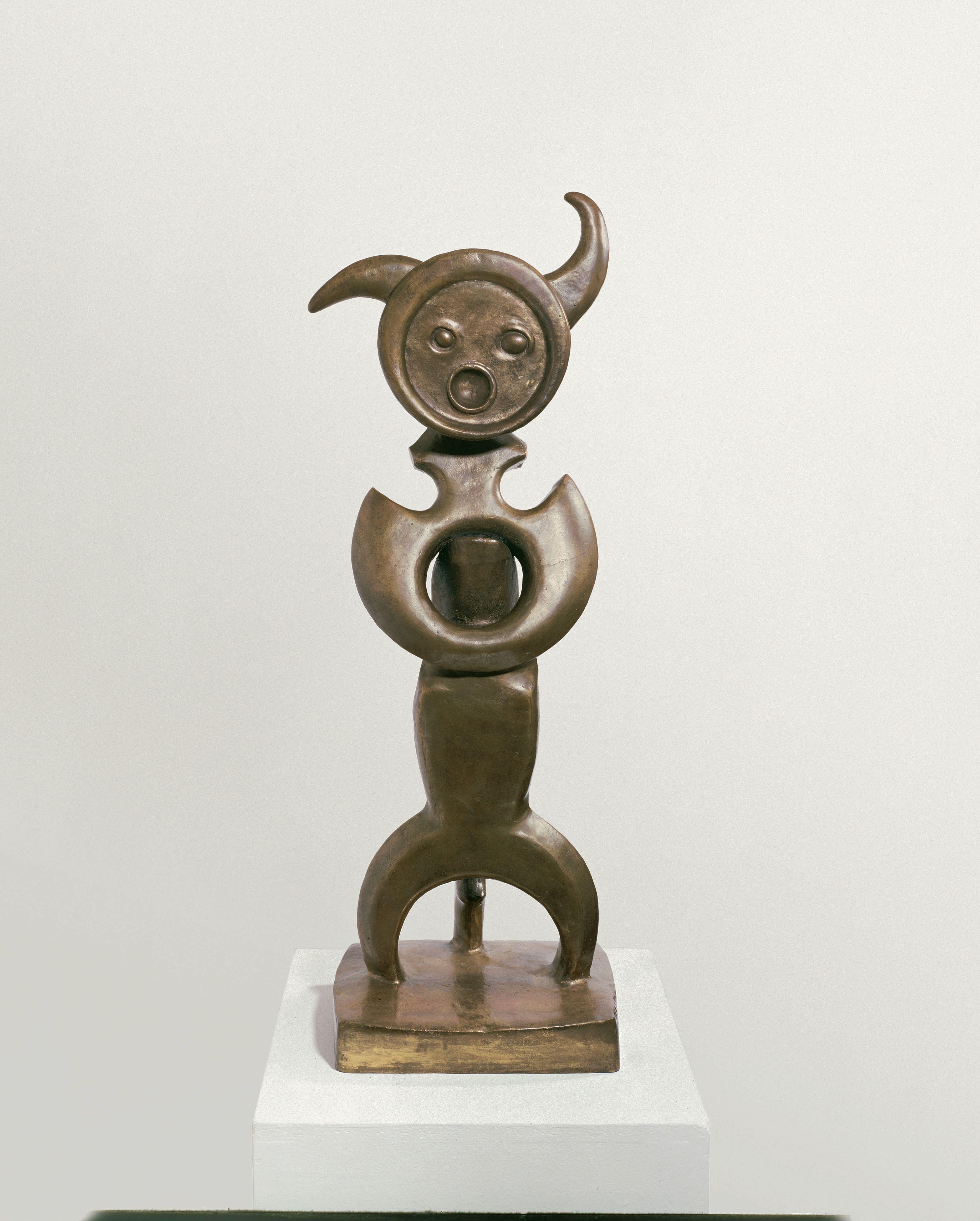 Moonmad Max Ernst 1944